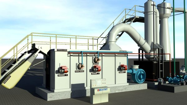 Solid waste incinerator manufacturers